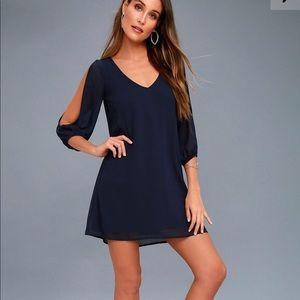 Lulus Shift Dress NWOT